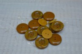 Green yellow Buttons