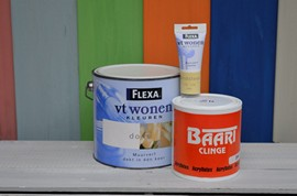 Paint for walls