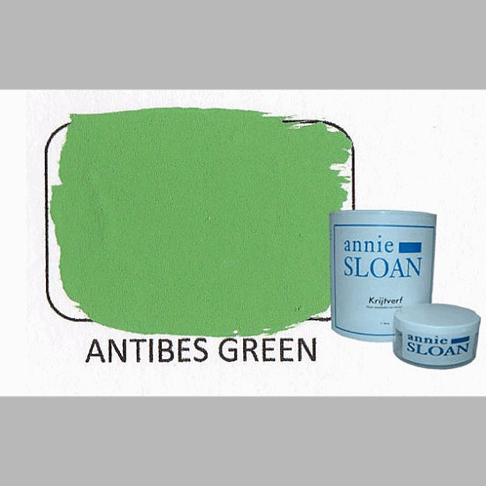 Antibes green | chalk paint of Annie Sloan