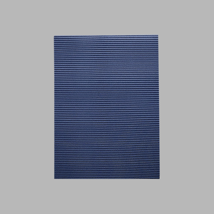 anti-slip mat 65 cm wide color blue