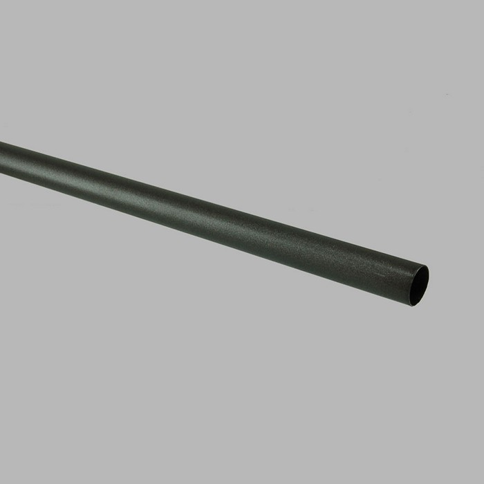 curtain rod 20 mm color anthracite in different lengths