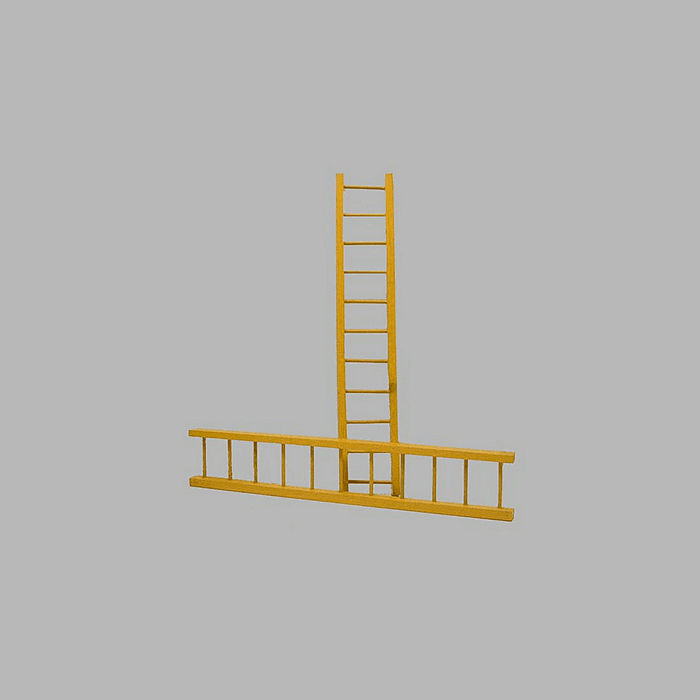54 cm yellow ladder