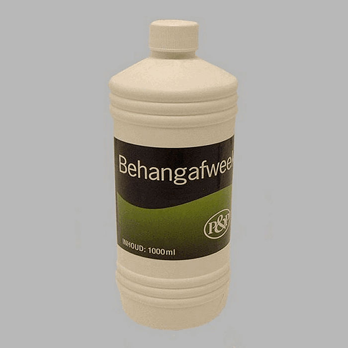 behangafweek 1 liter