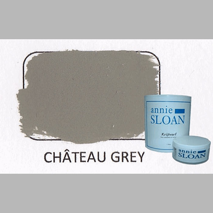 Chateau grey | chalk paint of Annie Sloan