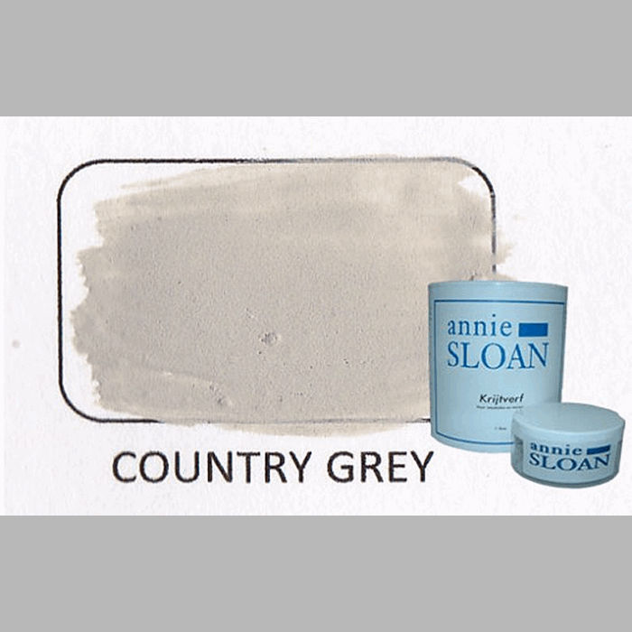 Country grey | chalk paint of Annie Sloan