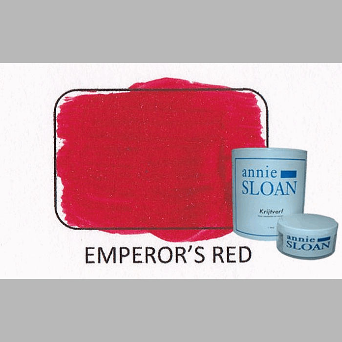 Emperor's silk | chalk paint of Annie Sloan