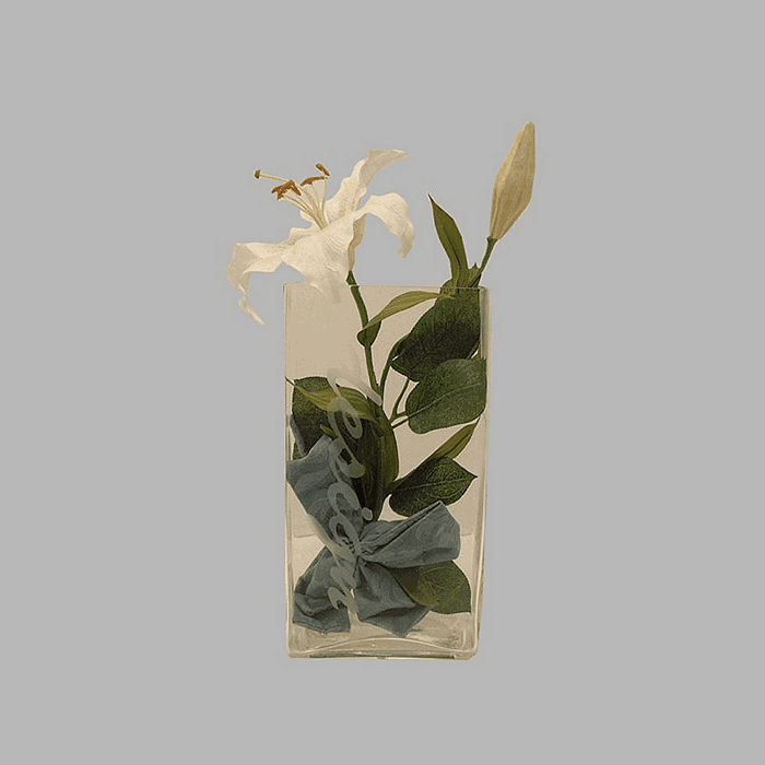 desigvn arrangement grand vase rectangulaire