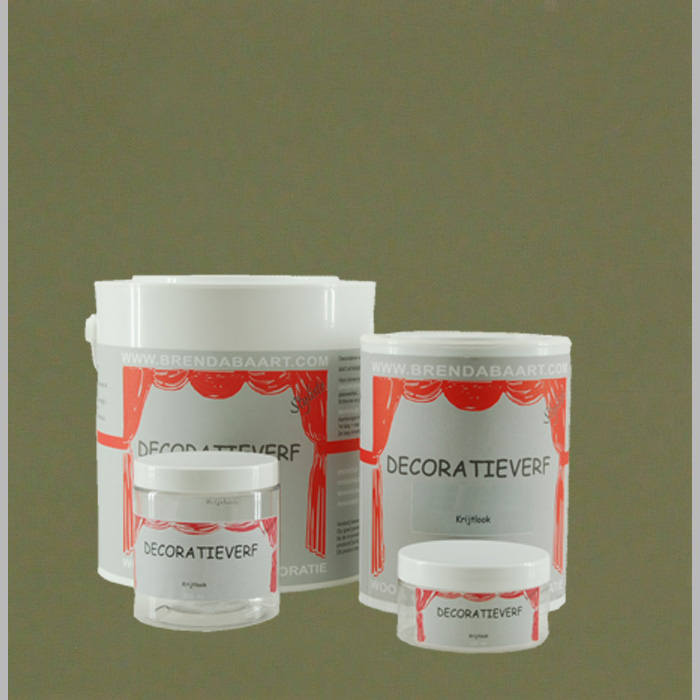 DECORATION PAINT | GEORGIAN GREEN