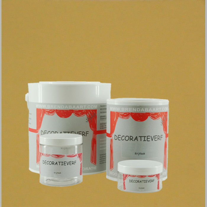 DECORATION PAINT | GOETHE YELLOW