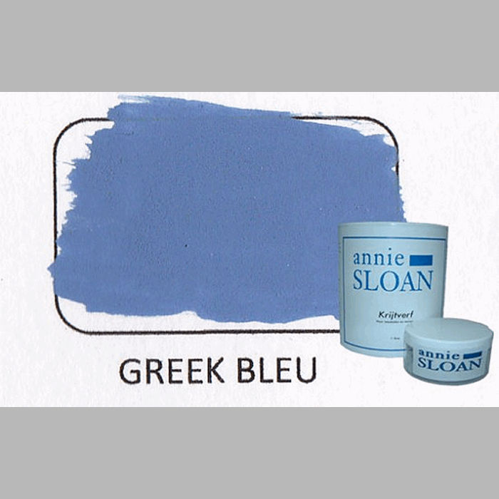 Greek blue | chalk paint of Annie Sloan