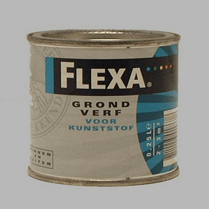 flexa primer for plastic