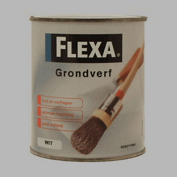 flexa white primer