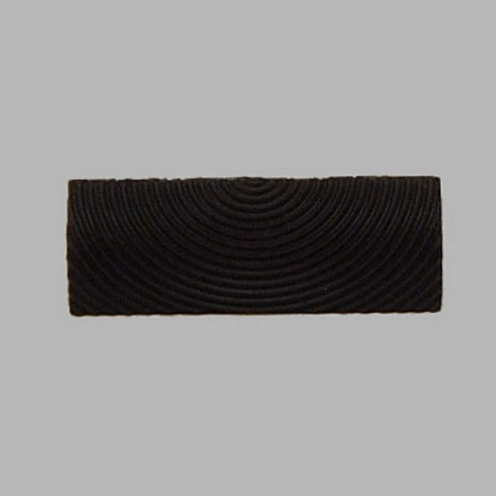 wood grain design tool black-length 10 cm
