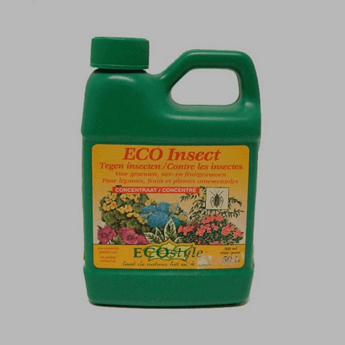 pesticides insectes ECO 500 ml