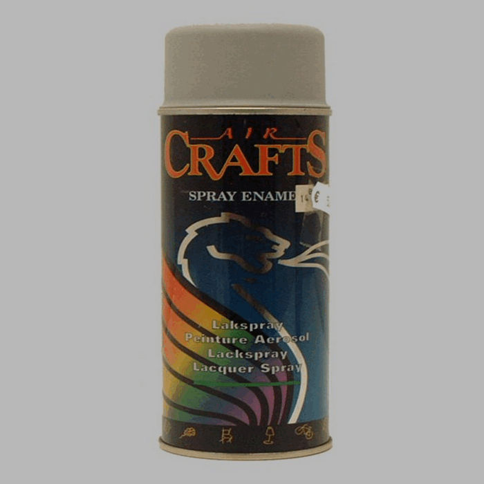 Crafts gray primer