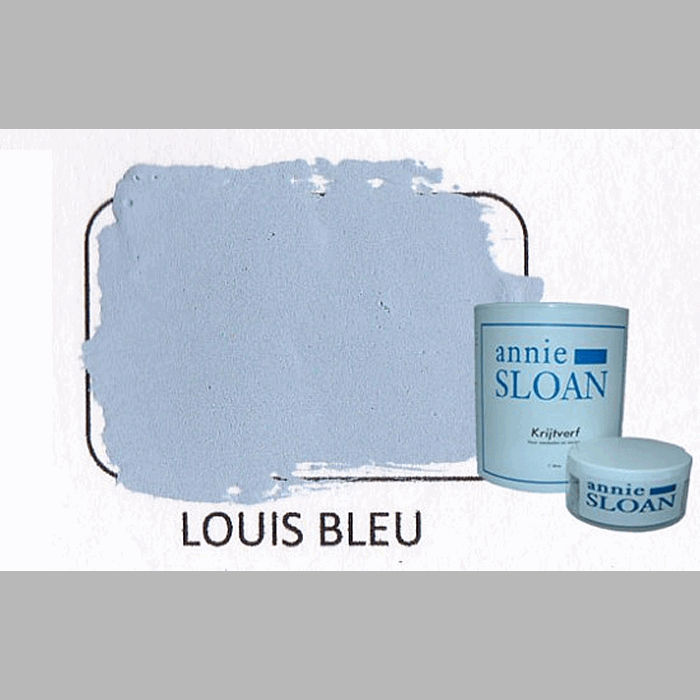 Louis blue | chalk paint of Annie Sloan