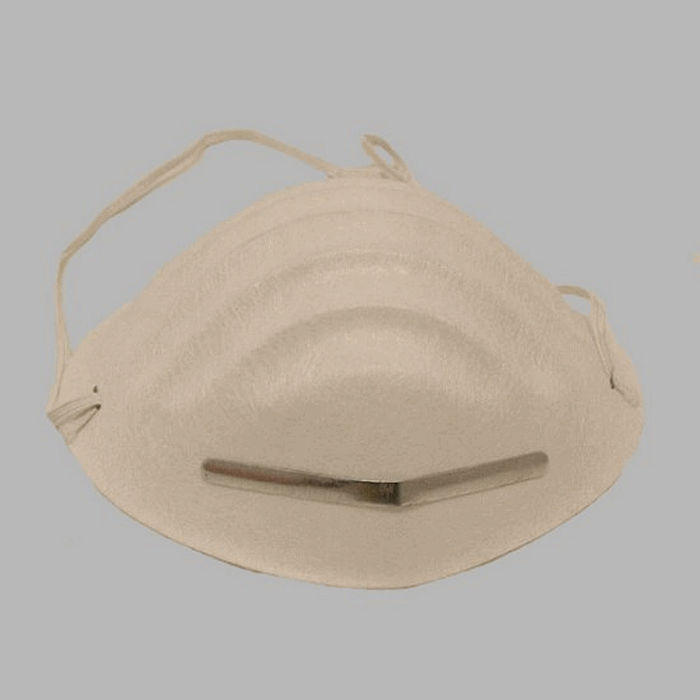 mouth mask color white per 3 pieces