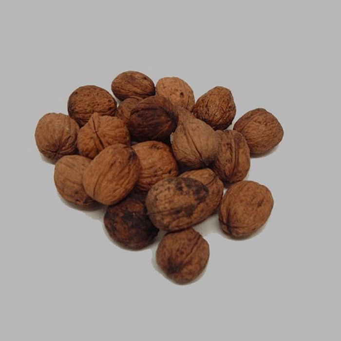 walnuts for decoration 25 mm 20 pieces