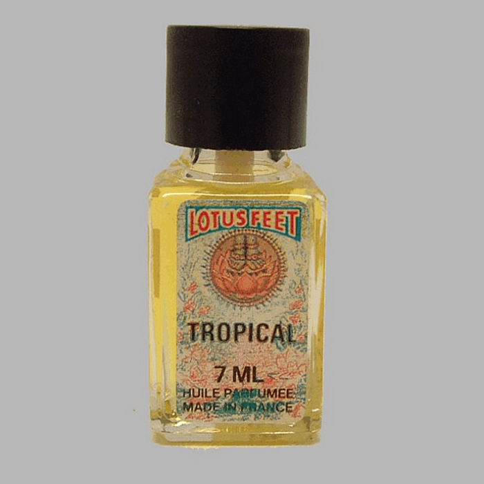 geur olie tropical
