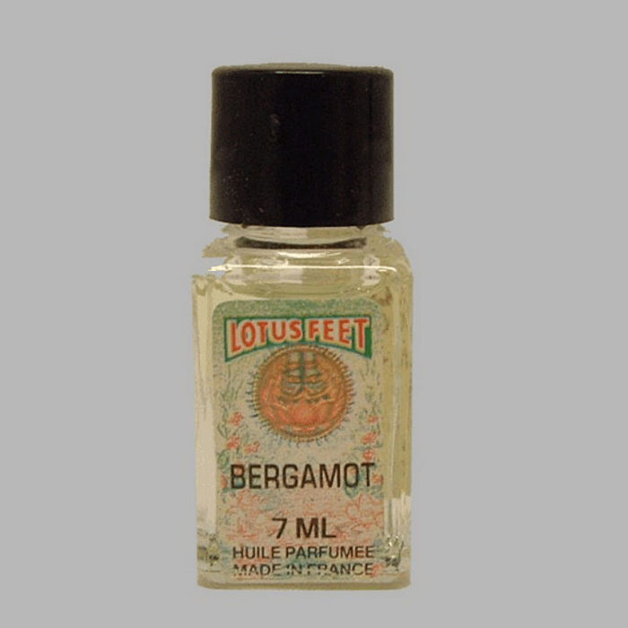 parfums d'épices parfumées bergamote