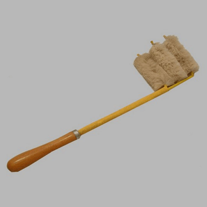 luxaflex dust brush with handle flexible