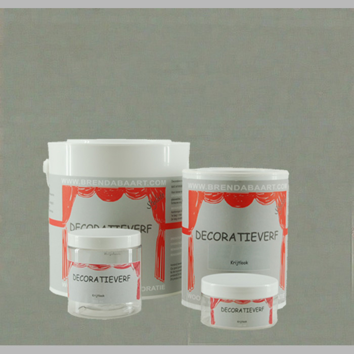 DECORATION PAINT | SILVER