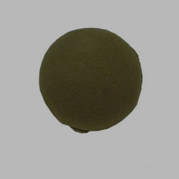 floral foam ball color green 9 cm