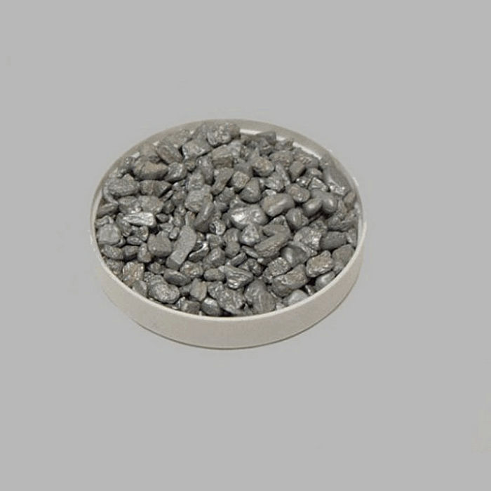 stones small for decoration color silver 200 gr