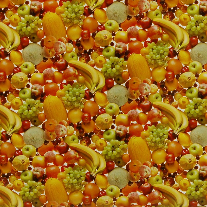 oilcloth design sea of fruit width 140 cm
