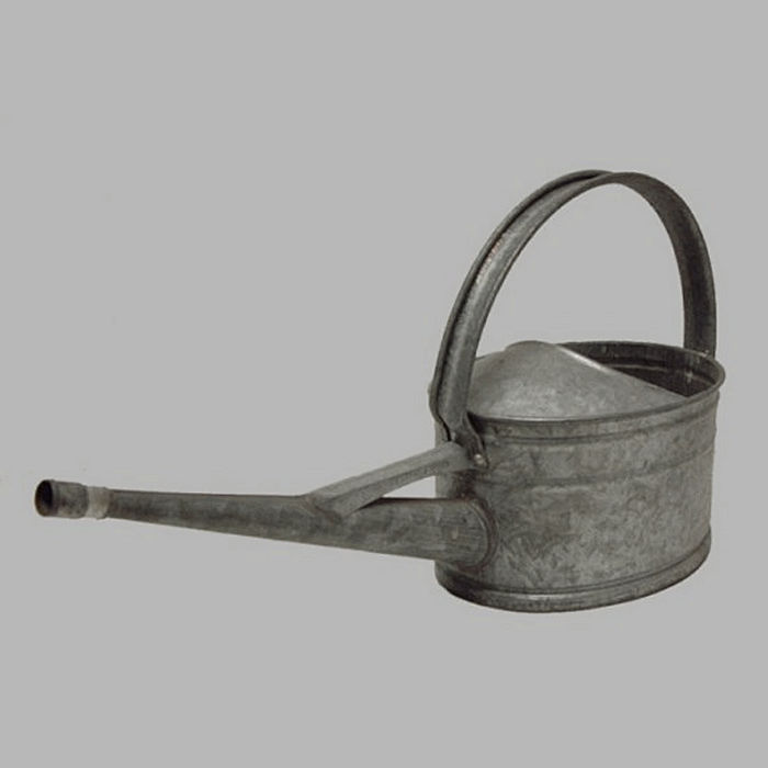 sink oval watering can colour matt 62 x 30 cm